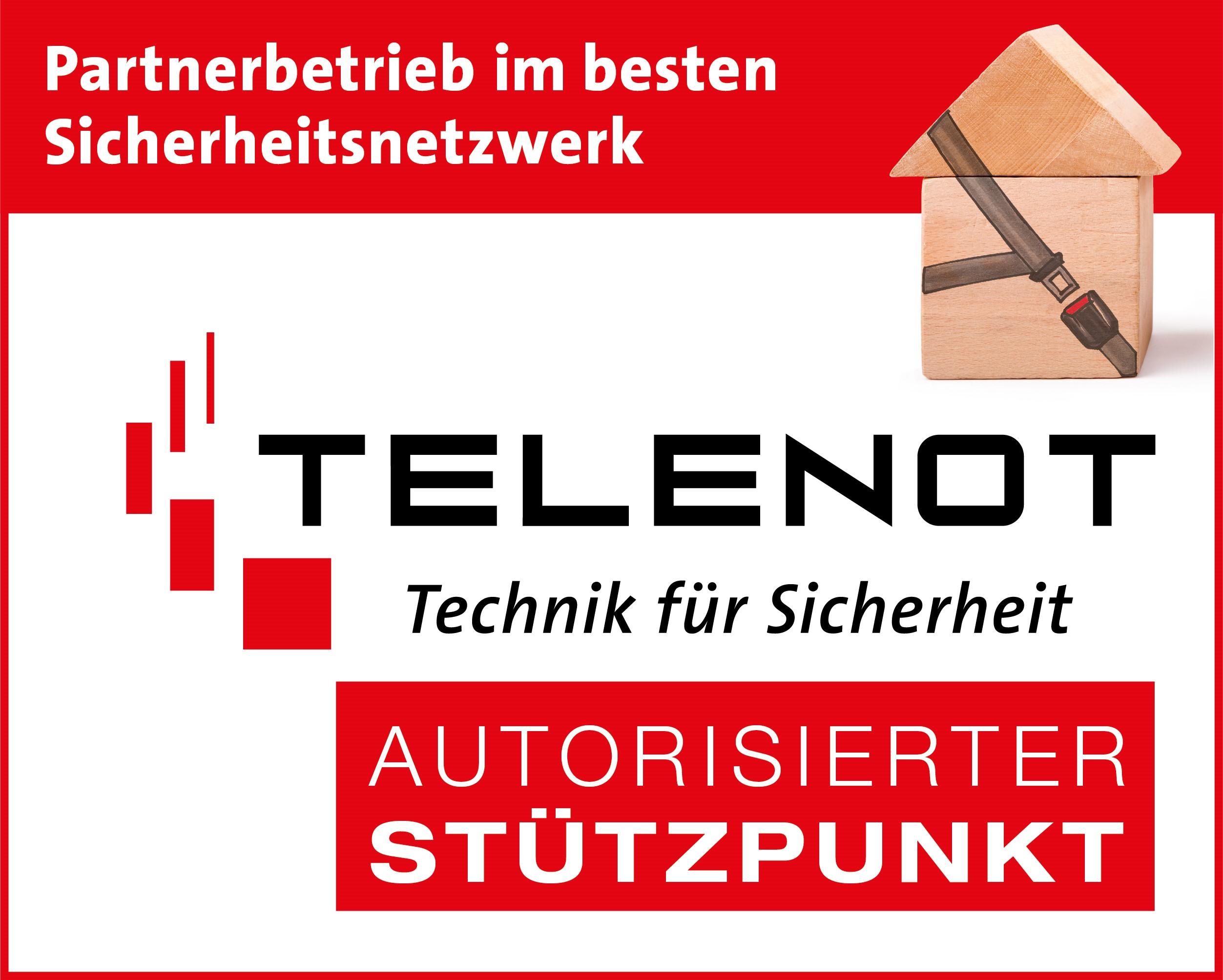 Unser Partner für Sicherheit Telenot